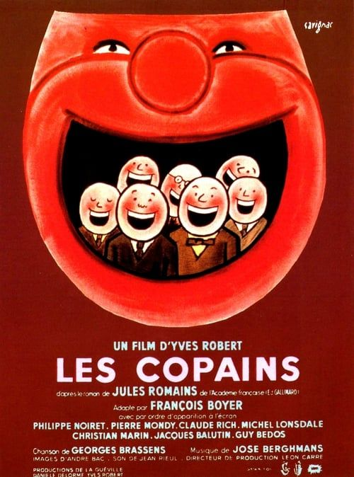 Les Copains 1965 FRENCH COMPLETE BLURAY
