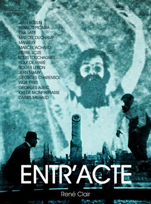 Entr'acte 1924 FRENCH 1080p BDrip x264 DTS-fist