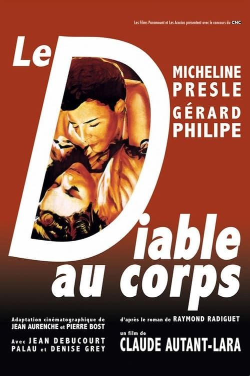 Le diable au corps 1947 FRENCH 1080p WEB-DL x264 DD -fist