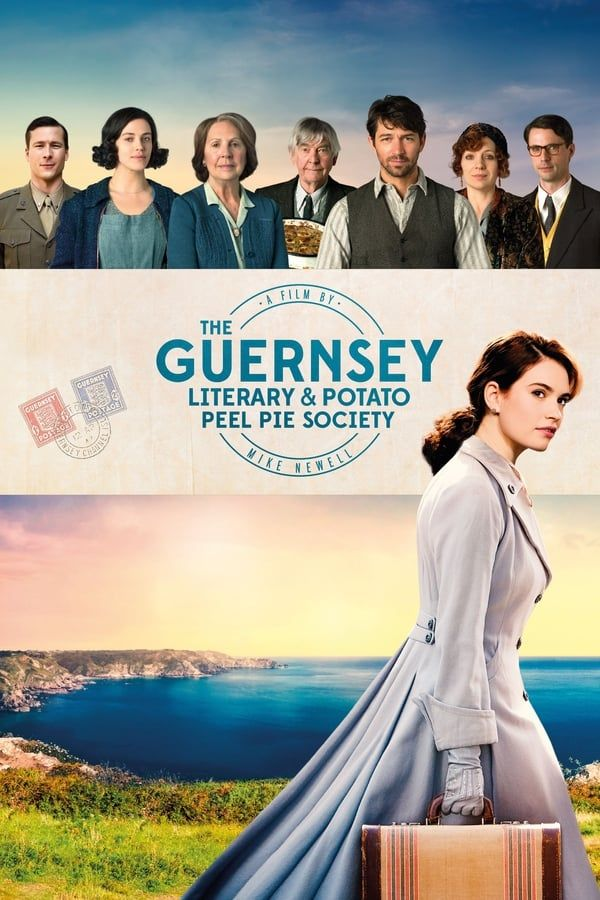 The Guernsey Literary and Potato Peel Pie Society 2018 Multi 2160p AMZN WEBRip DD 5 1 x264-Tokuchi