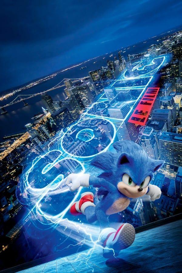 Sonic the Hedgehog 2020 1080p VFQ EN DDP5 1 H264  Exclusivité