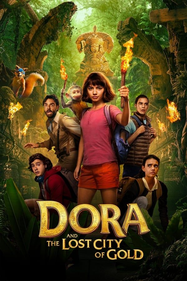 Dora and the Lost City of Gold 2019 Multi VF2 2160p HDR WEBRip x265 Atmos 7 1-Tokuchi