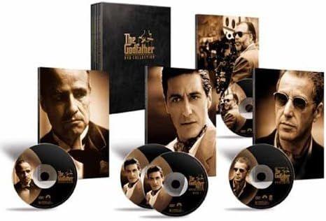 Le Parrain trilogie collector DVD BONUS VOSTR 576p DVDRIP H264