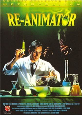 Re-Animator [Collector 2 DVD] 1985 Multi 2xDVD9 MPEG-2 DD5 1 SlyF