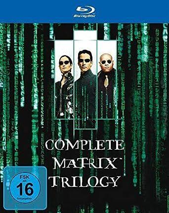 Coffret Matrix Trilogy 1999 2003 Full BluRay Multi True French ISO BDR50 VC1 Dolby TrueHD FreexOptique