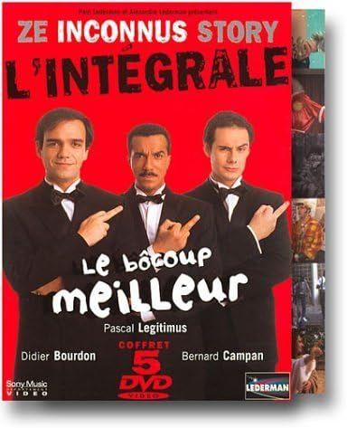 Ze Inconnus Story:Le bôcoup meilleur l'intégrale 2006 FRENCH DVDRip