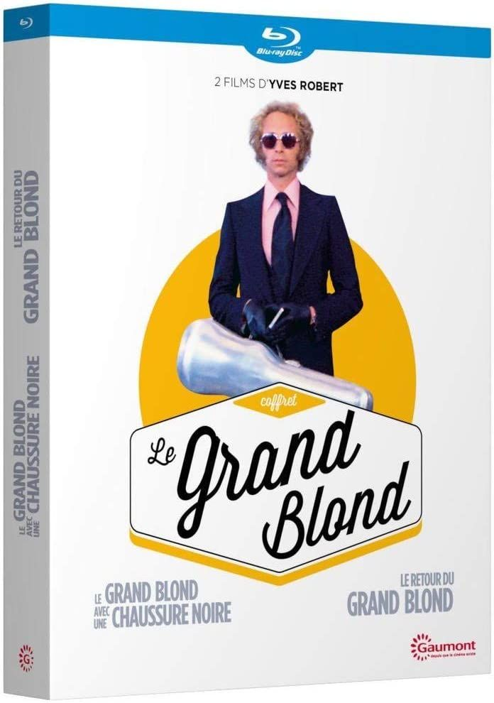 Le Grand Blond 1 et 2 1972 1974 True French BluRay 1080p ISO 2xBDR25 MPEG-4 AVC DTS-HD Master FreexOptique