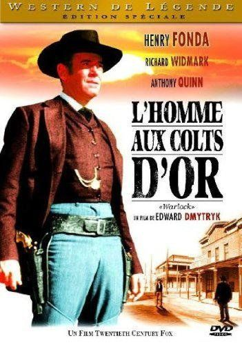 L'homme aux colts d'or - 1959 Multi DVDRip x264