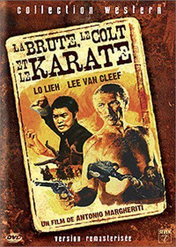 La brute, le colt et le karaté - 1974 Multi DVDRip x264