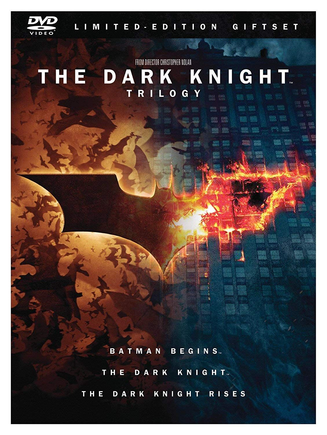The Dark Knight Trilogy Truefrench 1080p BluRay HDLight DTS H264-Xantar (Trilogie Le Chevalier Noir) (2005-2012)