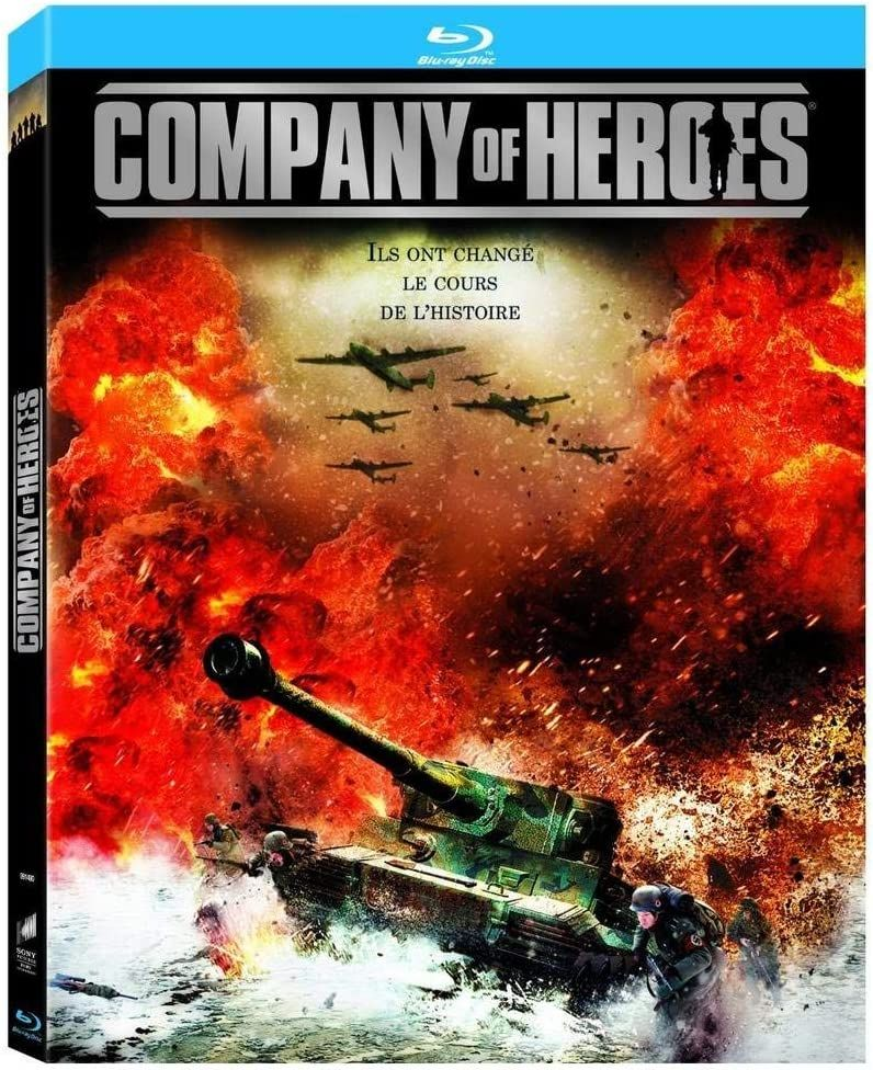 Company Of Heroes STV 2013 FRENCH 720p BluRay x264-DesTroY