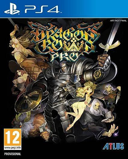 Dragon's Crown Pro PS4 PKG