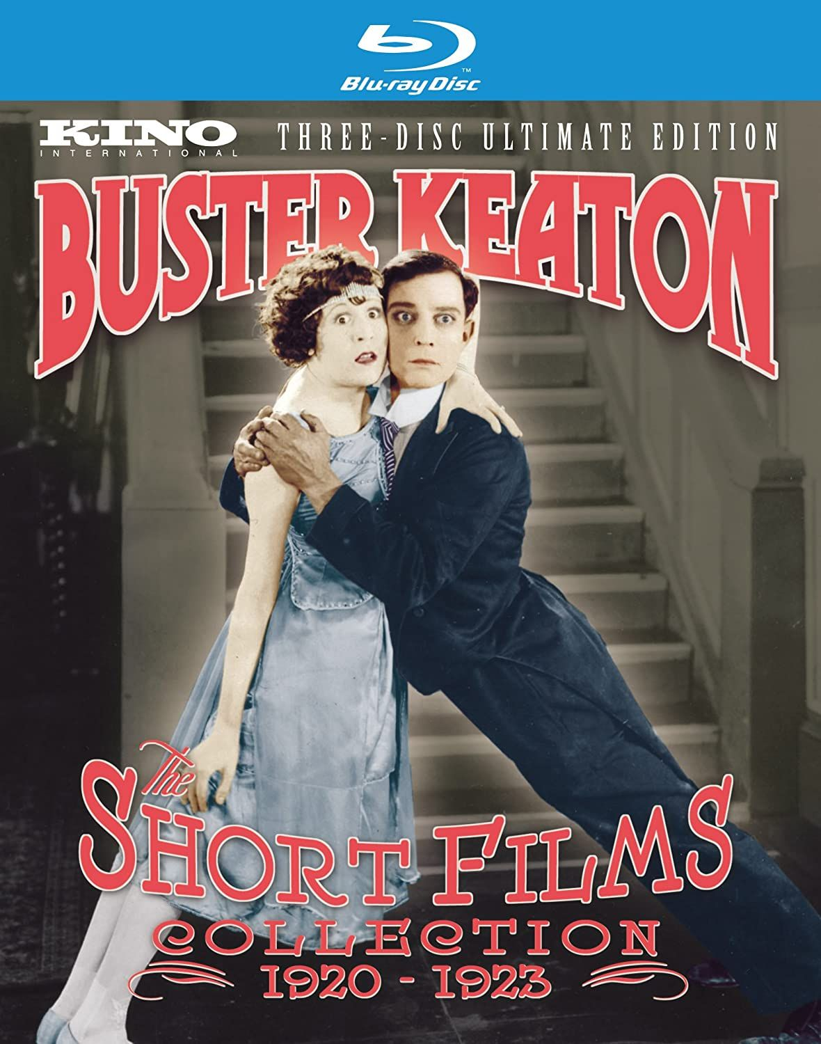 Buster Keaton Short Films Collection 3-Disc Ultimate Edition 1920-1923 Blu-ray 1080p AVC LPCM 2 0-HDCLUB