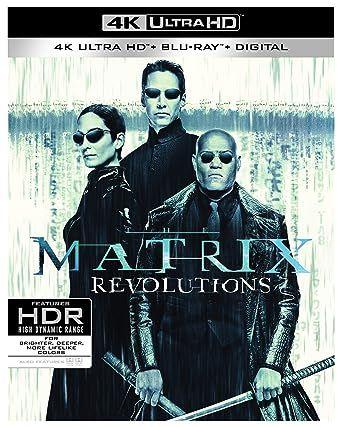 Matrix Revolutions 2003 complete bluray 4k uhd vff multi NoTag