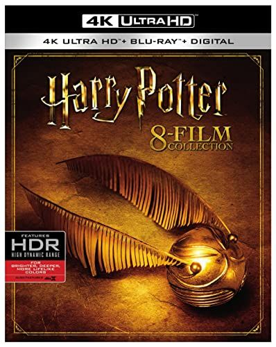 Harry Potter Saga Complete 2001-2011 MULTi VFF 4KLight HDR 10bits x265 DTS X-MenZo