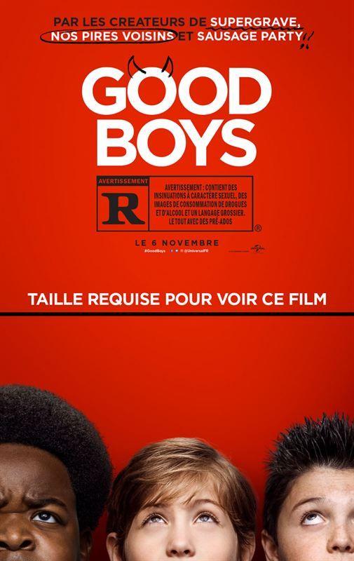 Good Boys 2019 MULTi VFF 720p BluRay x264-ANONA