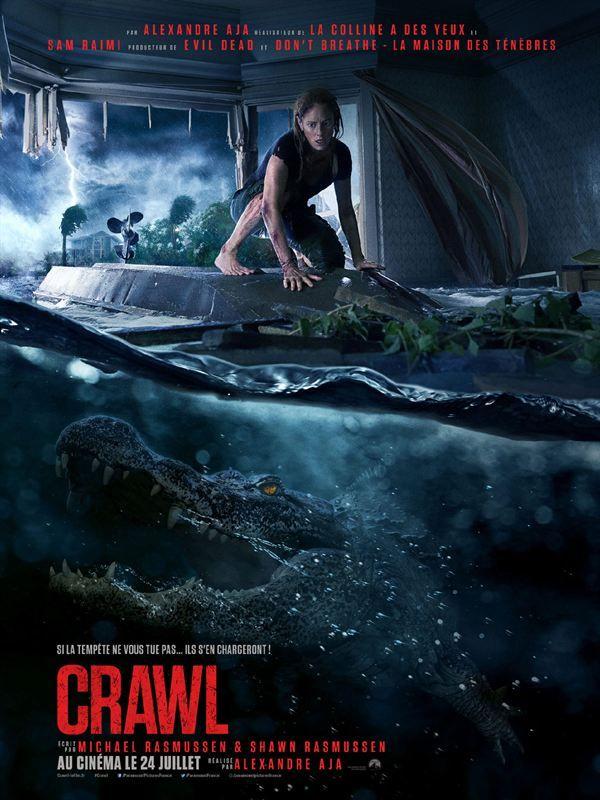 Crawl 2019 MULTi VFF 720p BluRay x264-ANONA