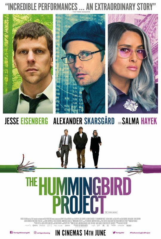 The Hummingbird Project 2018 MULTi VFF 720p BluRay x264-ANONA