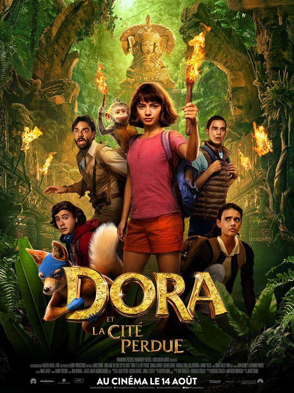 Dora and the Lost City of Gold 2019 MULTi VFF 1080p BluRay x264-ANONA