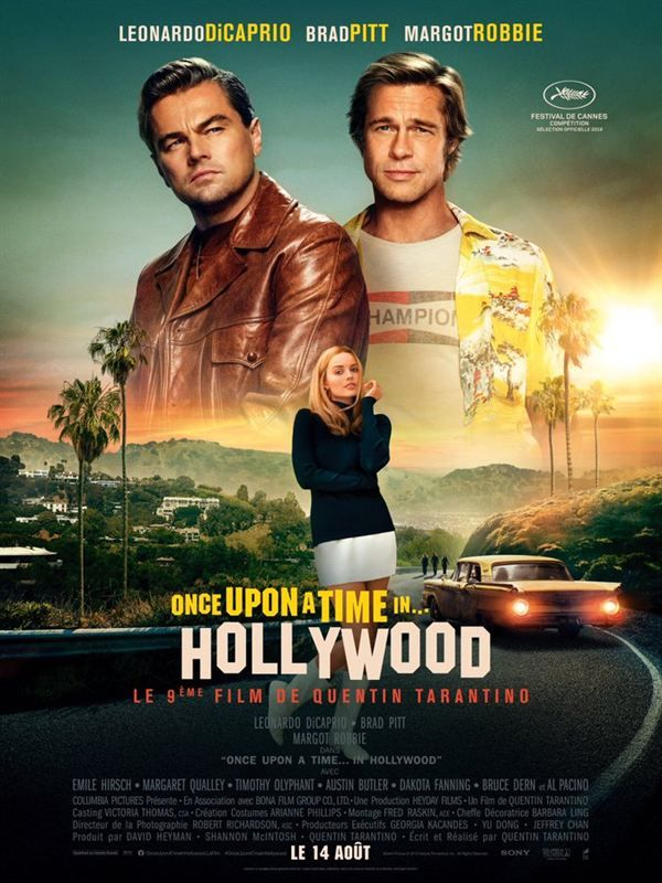 Once Upon a Time in Hollywood 2019 MULTi VFF 1080p BluRay x264-ANONA