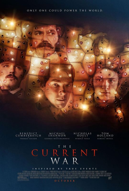 The Current War 2017 MULTi VFF 720p BluRay x264-ANONA