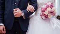Covid-19: une demoiselle d'honneur apparaît en hologramme au mariage de son amie