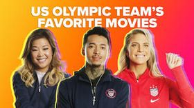 15 Olympic Athletes Share Their Favorite Movies