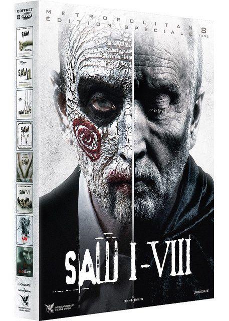 saw l'integrale  MULTI DVD9 PAL MPEG2 AC3-NoTag