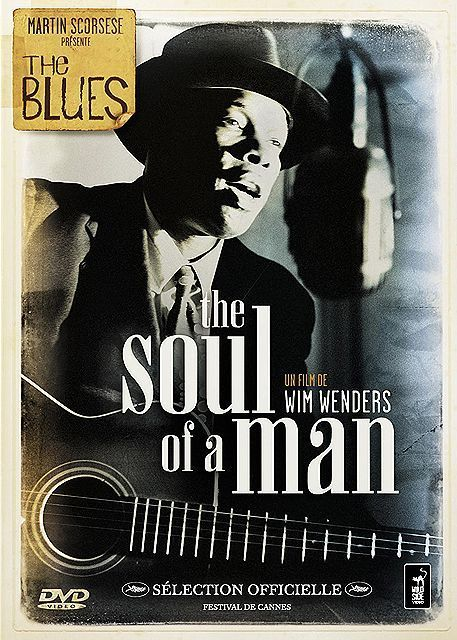 Martin Scorsese présente : The Soul of a Man 2003 DVDFULL PAL MPEG2