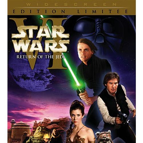 Star Wars - Episode 6 - version cinema d'origine - 1983 - HEVC/Ac3-720x304