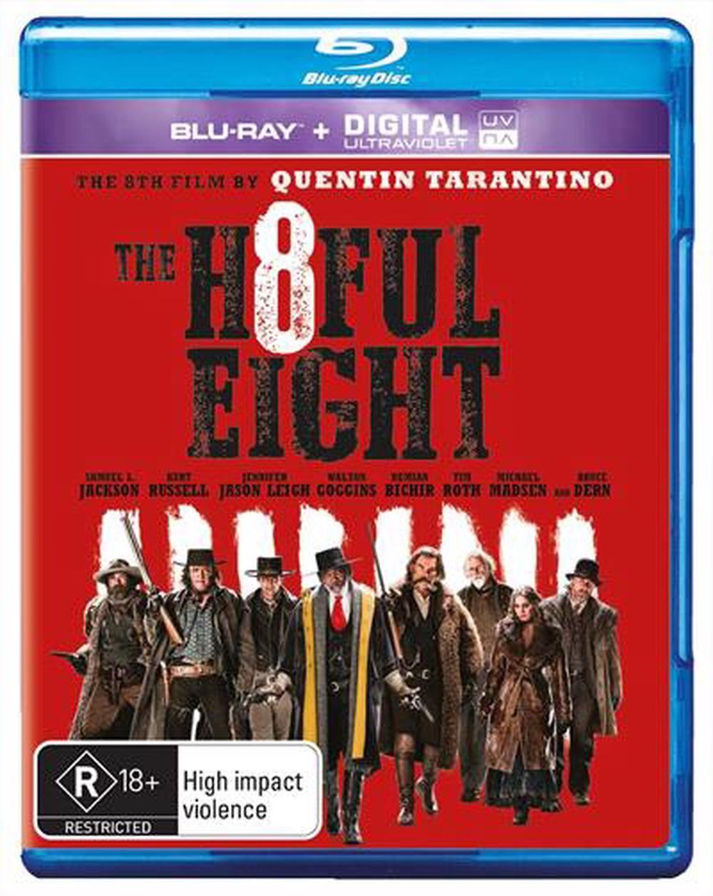 Les Huit Salopards (2015) MULTi VFF 1080p 10bit HDLight BluRay x265 AAC 5 1-MM91