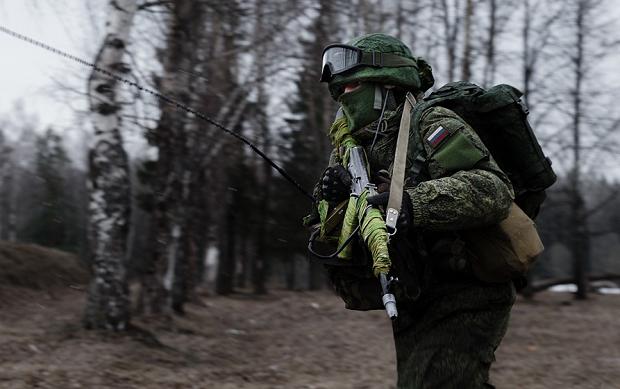 За даними розвідки, Росія готується розширити свою військову присутність на окупованих територіях Донецької та Луганської областей / фото минобороны.рф