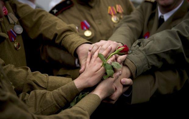 День Перемоги 2021 Україна / фото REUTERS