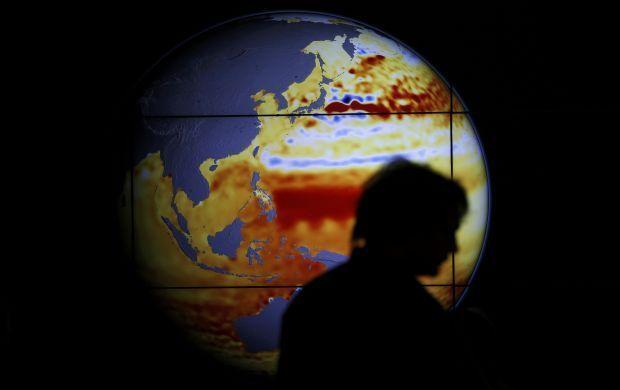 20 апреля - Международный день климатической фантастики / фото REUTERS