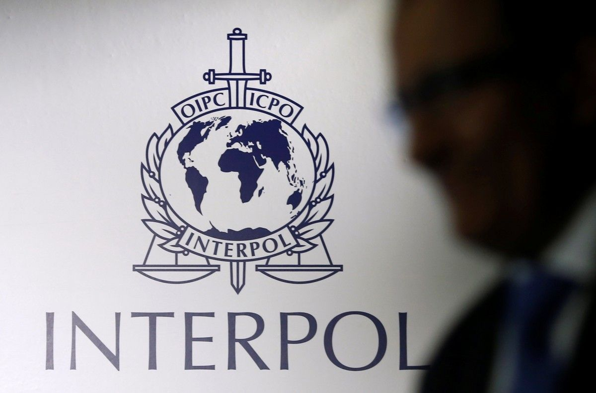 Ukraine's border guards detain Moldovan citizen wanted by Interpol for over 16 years / REUTERS