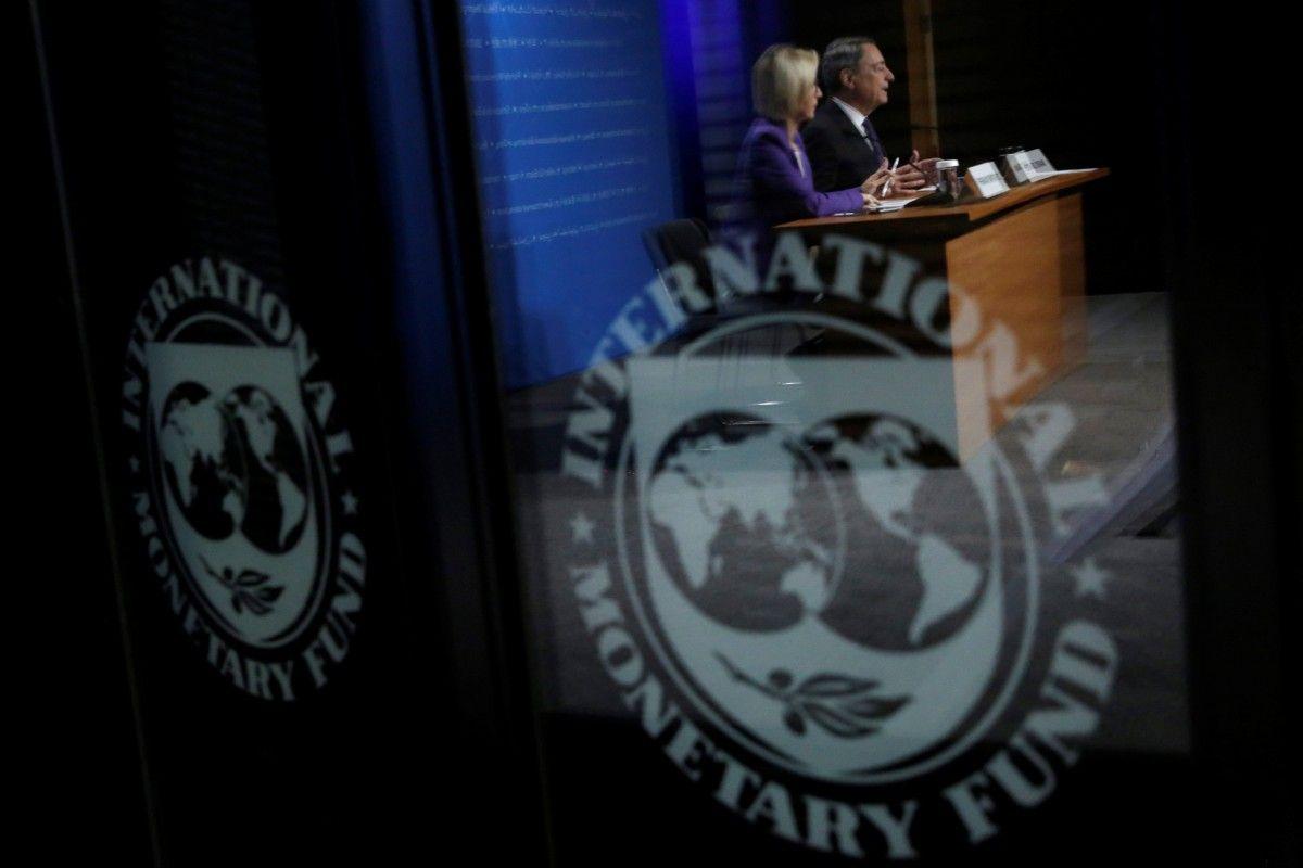 Миссия МВФ продолжит свою работу в Украине / REUTERS