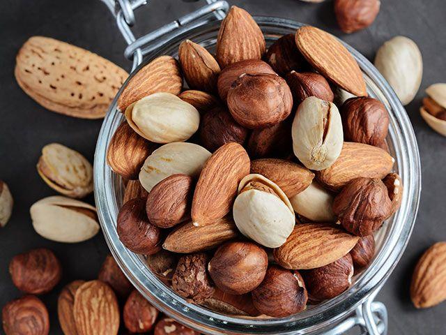 Орехи отличное решение для полуночного перекуса \ фото newsru.co.il