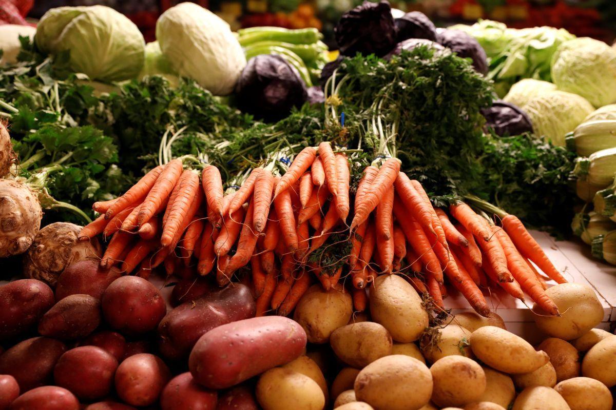 В Україні продовжує дешевшати морква / REUTERS