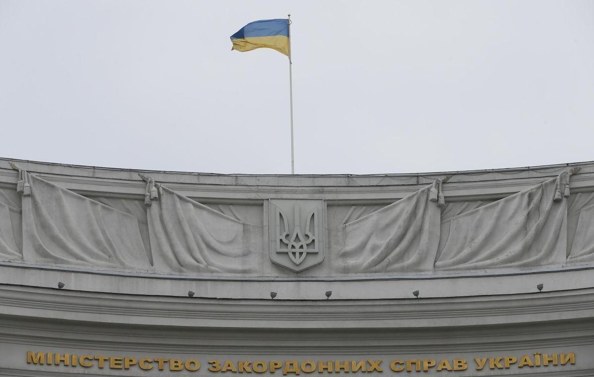 Украина отреагировала на ситуацию с консулом / Иллюстрация REUTERS