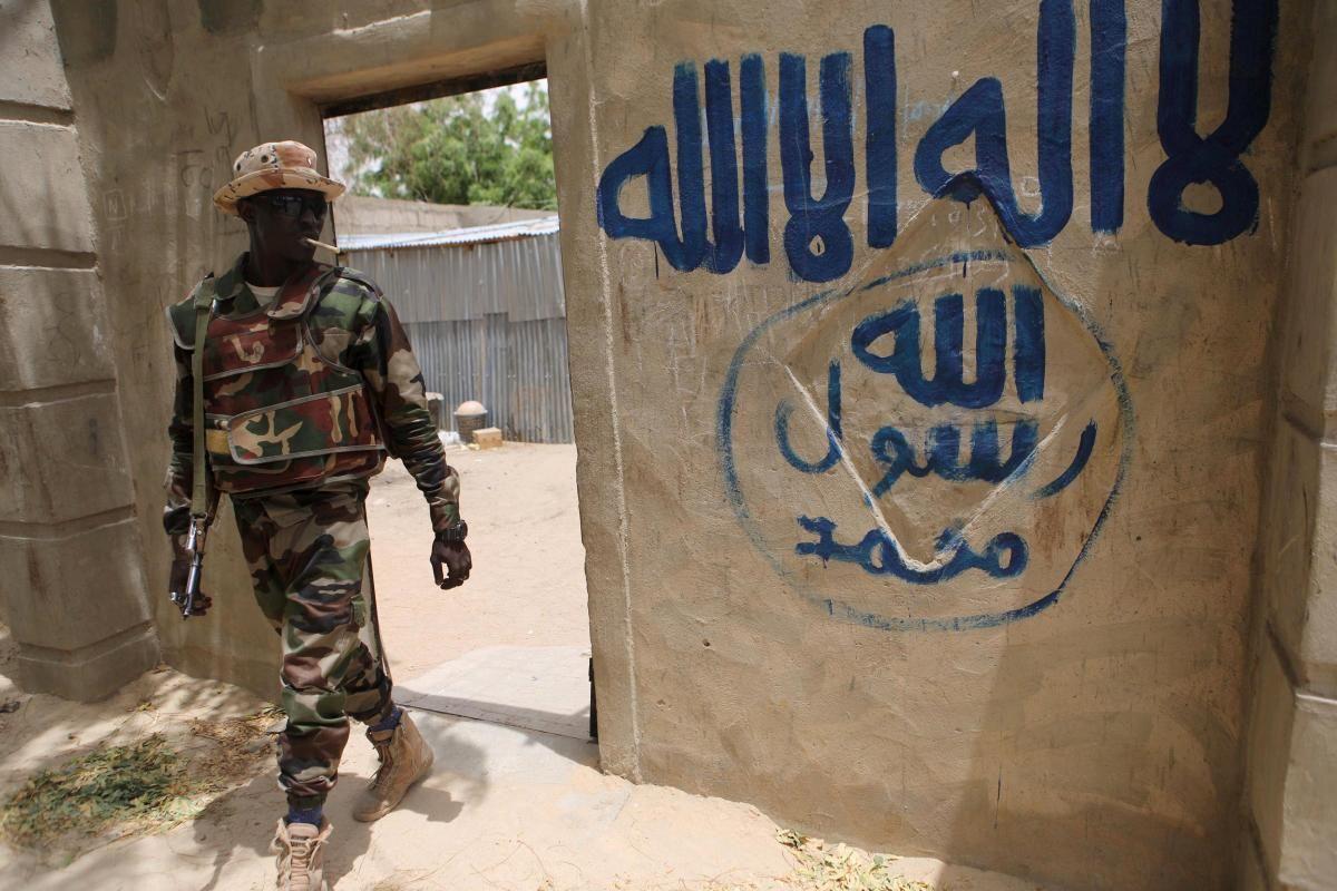"""За последнее десятилетие боевики """"Боко Харам"""" проявили наибольшую активность в регионе \ фото REUTERS"""