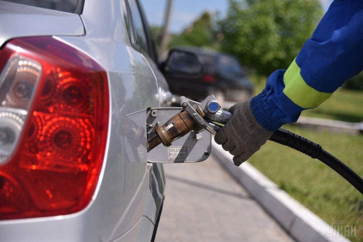 Ціни на бензин продовжують зростати / фото УНІАН Володимир Гонтар