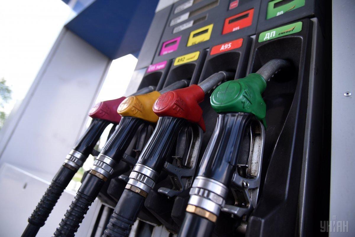 В Украине продолжает дорожать бензин / фото УНИАН Владимир Гонтар