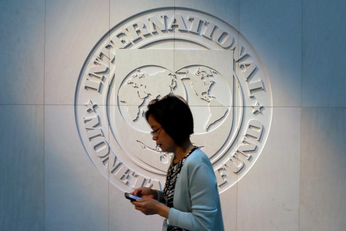 Международный валютный фонд изменил прогноз для Украины / фото REUTERS