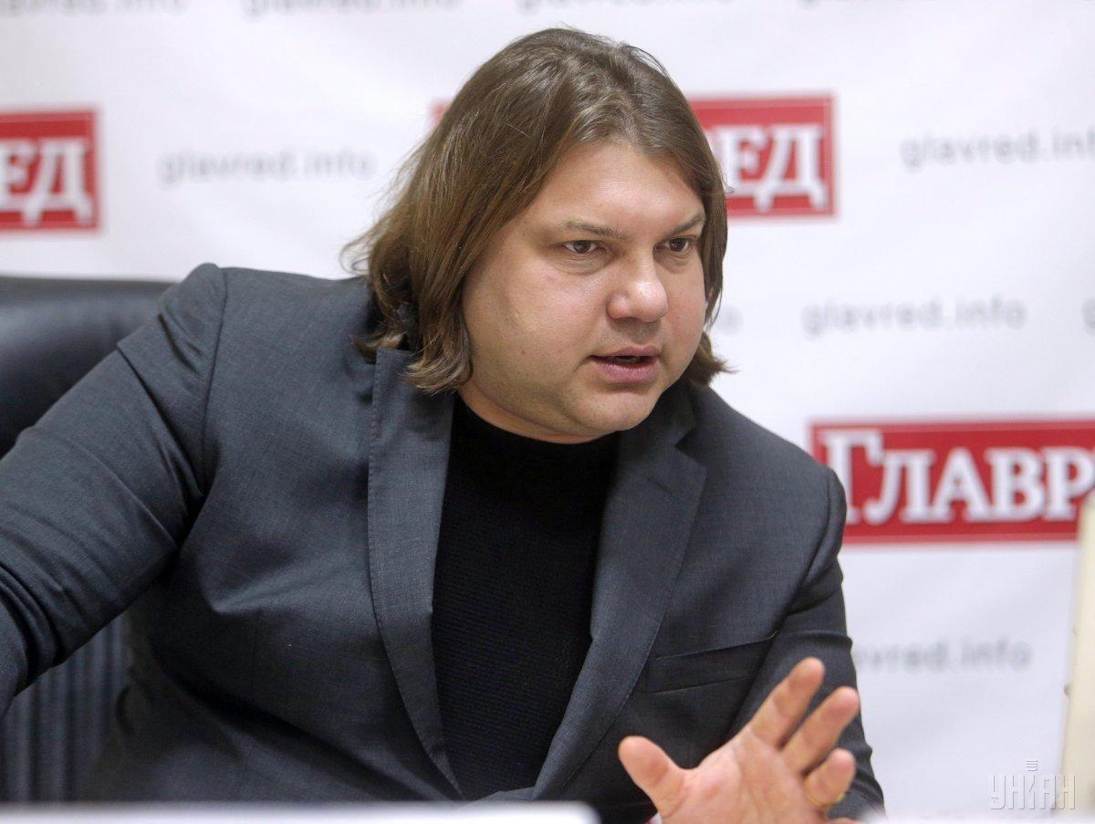 Влад Росс предупредил об опасности / фото УНИАН