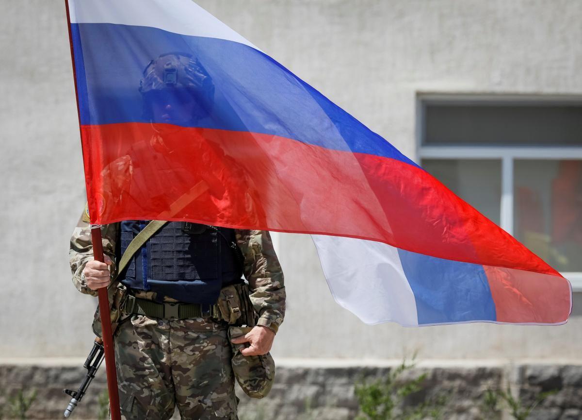 Війська РФ біля кордону створюють загрозу безпеці для України / / REUTERS