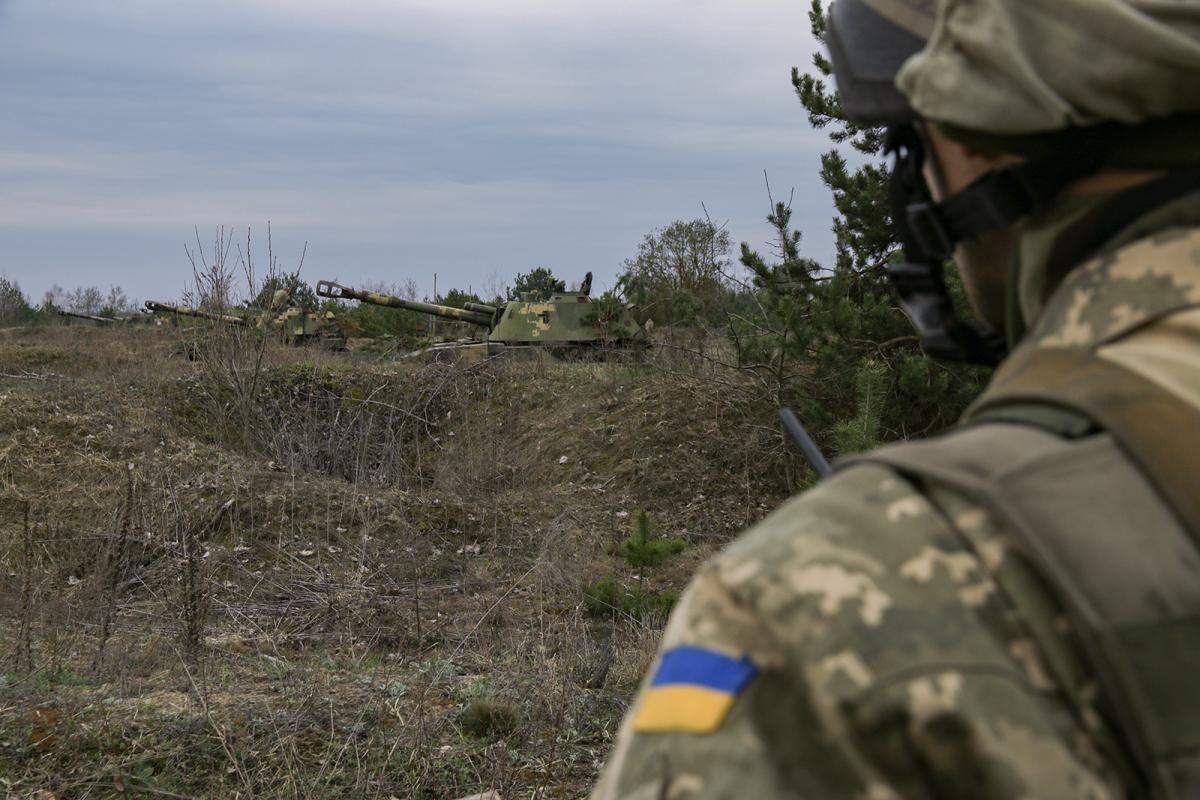 О всех фактах нарушений Украинская сторона Совместного центра контроля и координации оповестила СММ ОБСЕ / фото mil.gov.ua