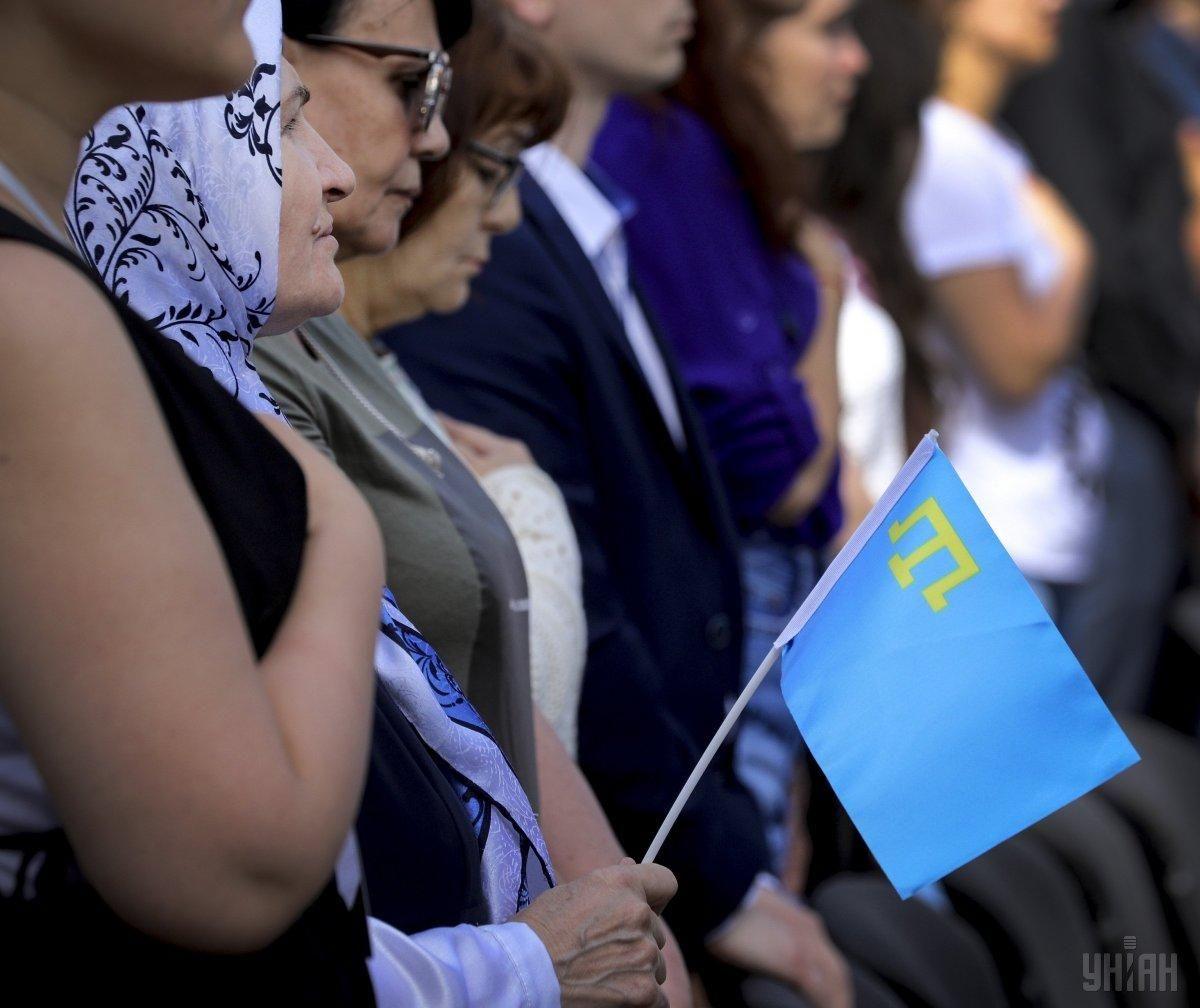 18 мая в Украине - День памяти жертв депортации народов Крыма / фото УНИАН