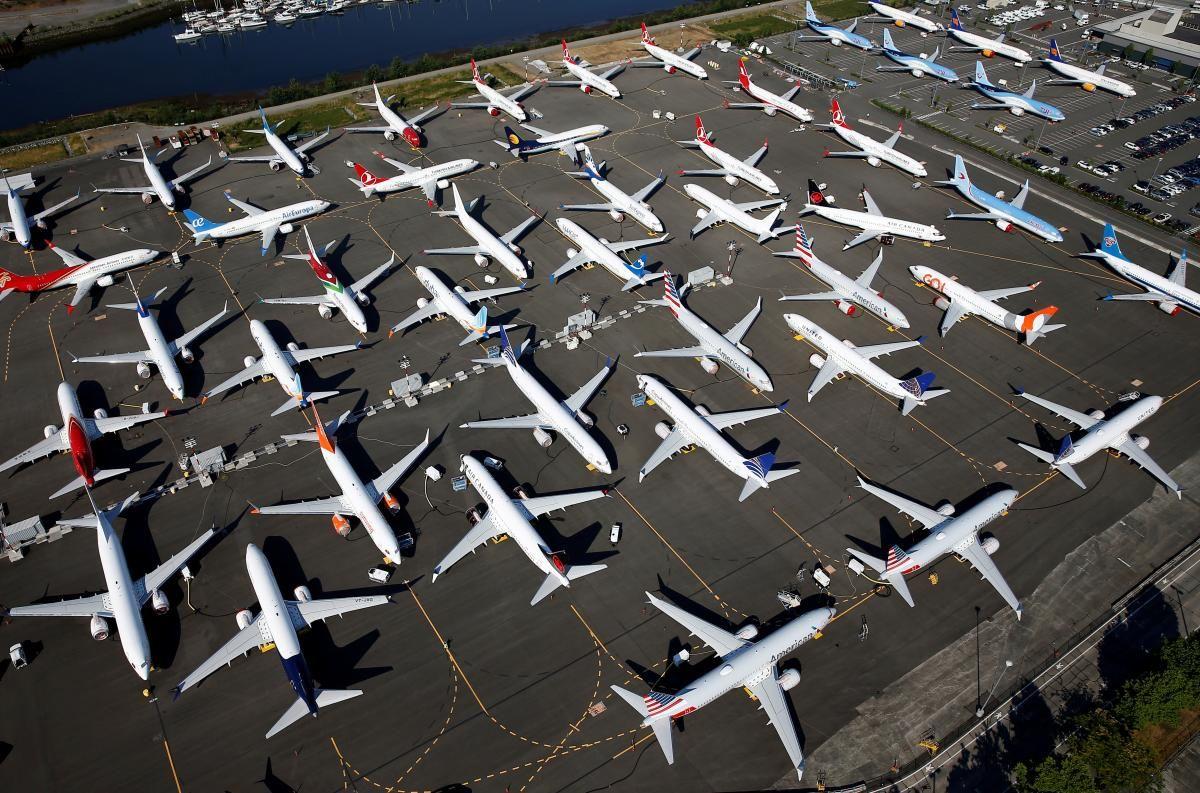 Возобновление полетов запланировано на начало следующего года / Иллюстрация REUTERS
