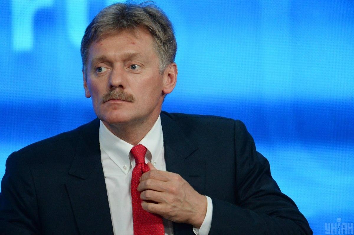 """Песков считает, что Украина и США """"дружат против России"""" / фото УНИАН"""