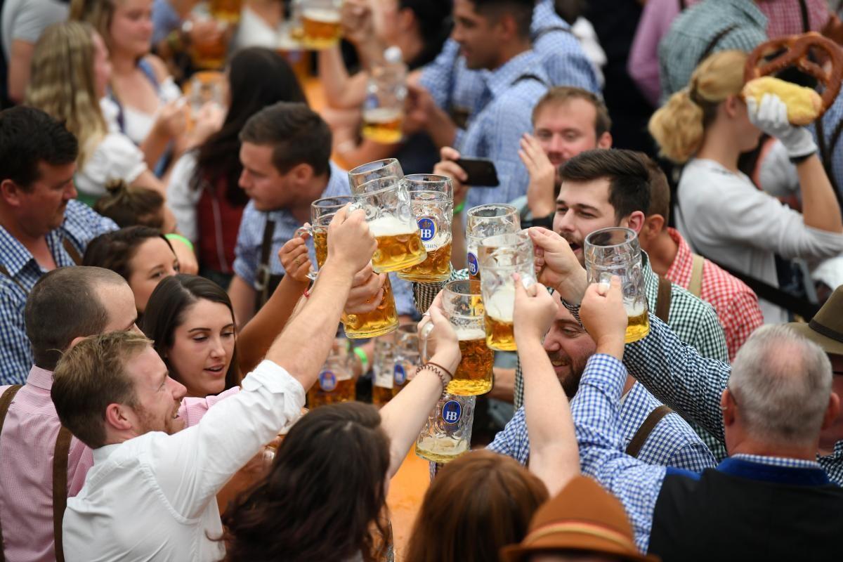 Фестиваль проходит в Мюнхене с 1810 года / фото REUTERS